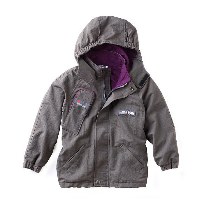 Olli Pocket Nylon/Cotton Windbreaker