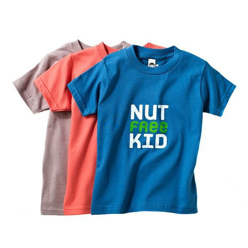 Allergy-Aware Tees