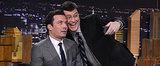 Who Heckled Jimmy Fallon During His First Tonight Show?