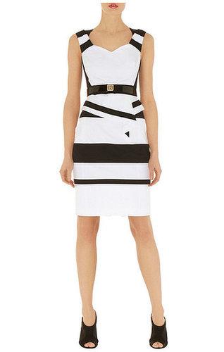 Chic Striped Dress