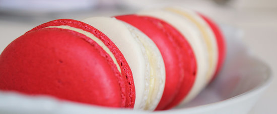 A Little Love Goes a Long Way: Basic French Macarons