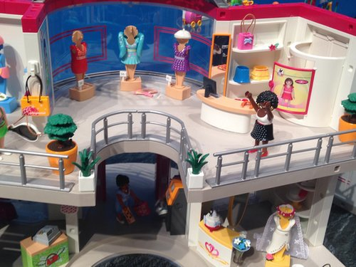Playmobil Fashion Mall
