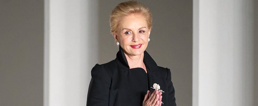 Carolina Herrera's Home Is Just as Elegant as You'd Think