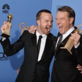 Excited Celebrity Winners at Awards Shows 2014