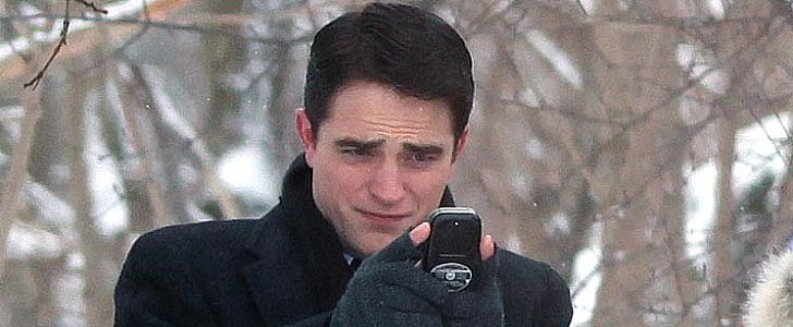 Robert Pattinson Goes Dark For His New Role