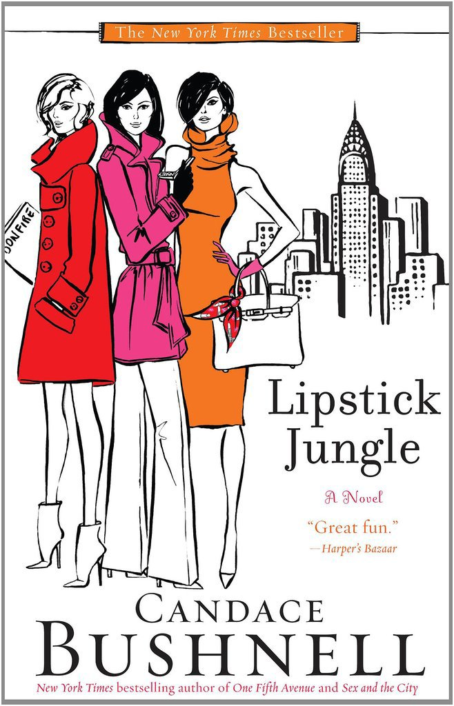 Sex and the City author Candace Bushnell brings the same fun and sass to three NYC women in Lipstick Jungle, which follows the friends through rocky marriages, career pressures, and big risks.