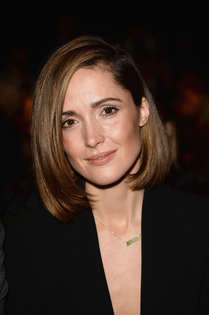 Rose Byrne at Fendi