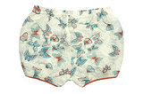 Butterfly-Printed Bloomer Shorts