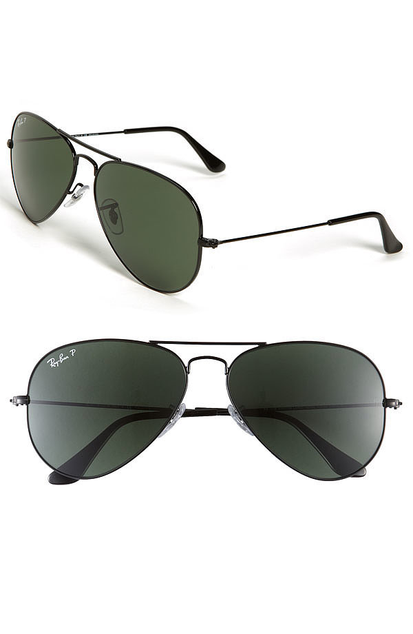 Ray-Ban Original Aviator Sunglasses ($195)