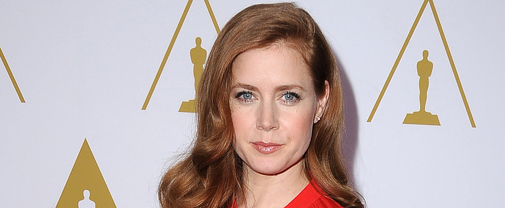 Amy Adams Tears Up While Remembering Philip Seymour Hoffman