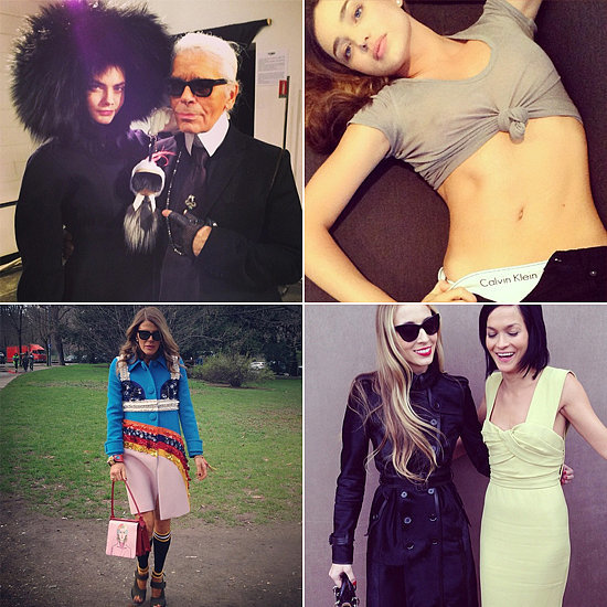 Exposed: The Fashion World's Chicest Instagram Snaps
