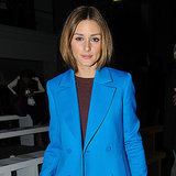 Celebrities Seen at London Fashion Week 2014 Autumn Winter