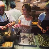 Giada Made Many a Meatball