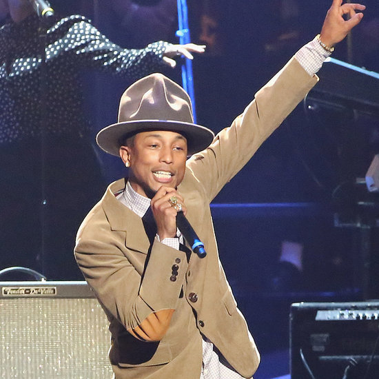 Pharrell Williams Is Auctioning, Selling Huge Grammys Hat