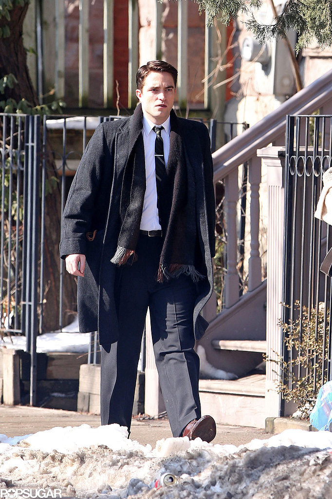 Robert Pattinson Is Still Hot, Even With Black Hair