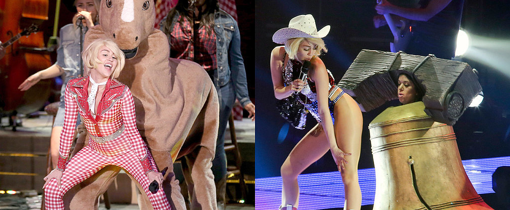 Miley Cyrus Is Back in Action, and She's Twerking Up a Storm