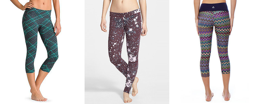 Gear Gone Wild: 11 Pairs of Printed Workout Pants