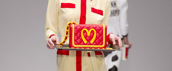 Ronald McDonald Called . . . He Wants His Look Back