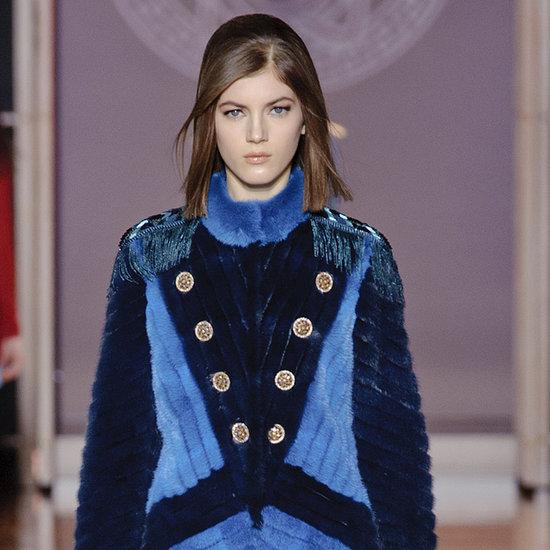 Versace Milan Fashion Week Autumn Winter 2014 Full Runway