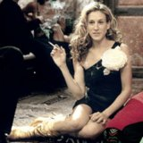 Carrie Bradshaw Style on Sex and the City