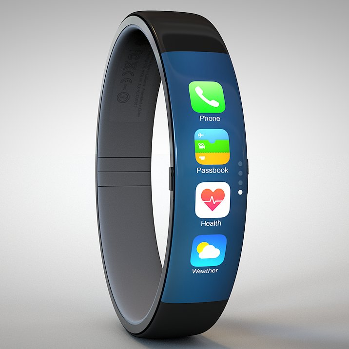 New Details on the iWatch Are In — Is This What It Looks Like?