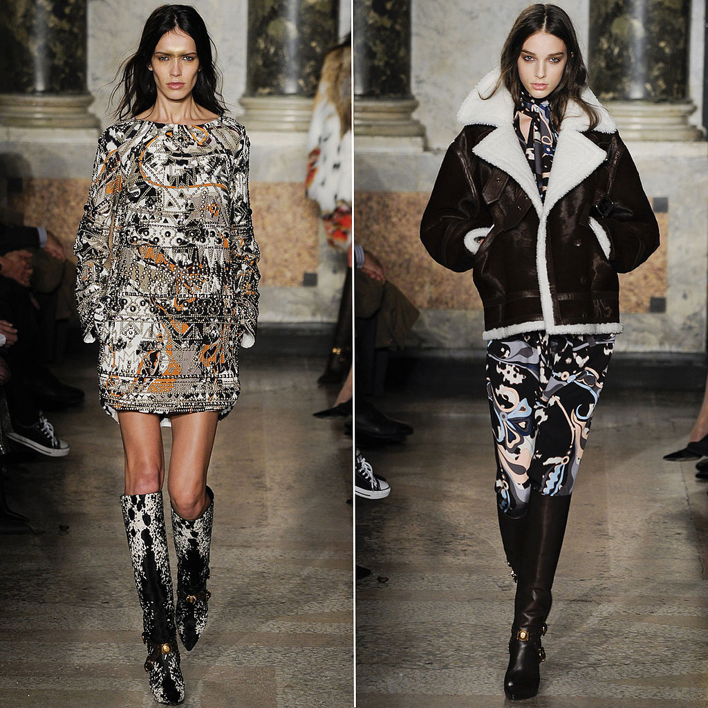 Emilio Pucci Fall 2014 Is the Coachella Wardrobe of Your Dreams