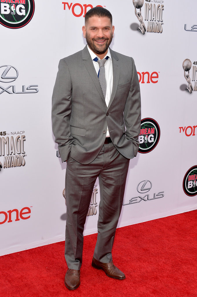 Guillermo Diaz joined his Scandal costars.