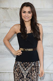 Samantha Barks at Roberto Cavalli
