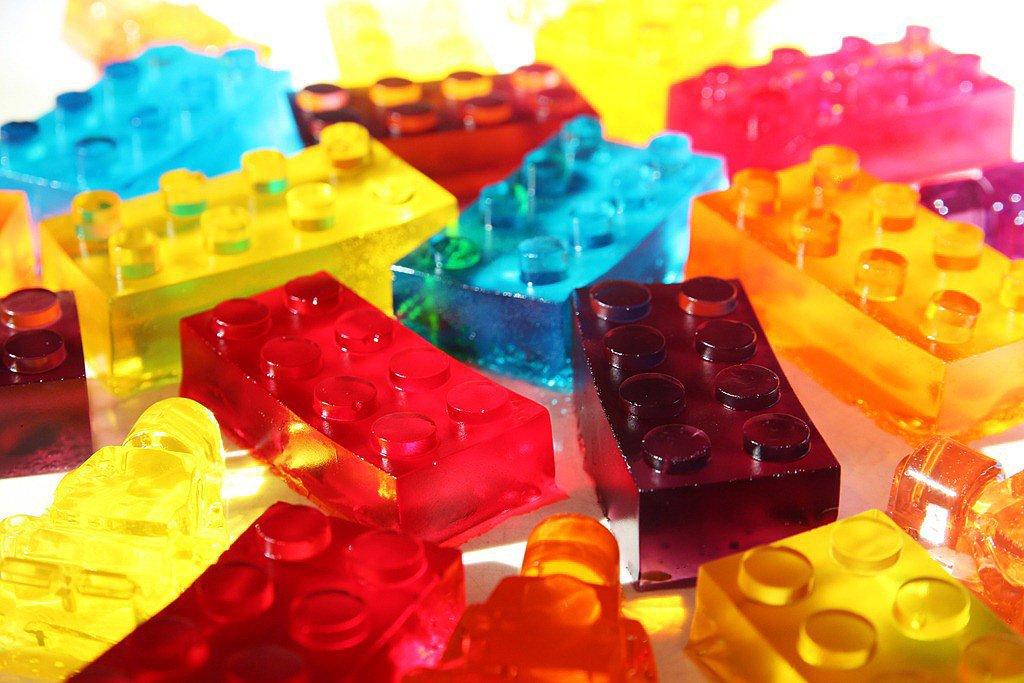 Lego Jell-O