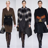 2014 Autumn Winter Ferragamo Milan Fashion Week Show