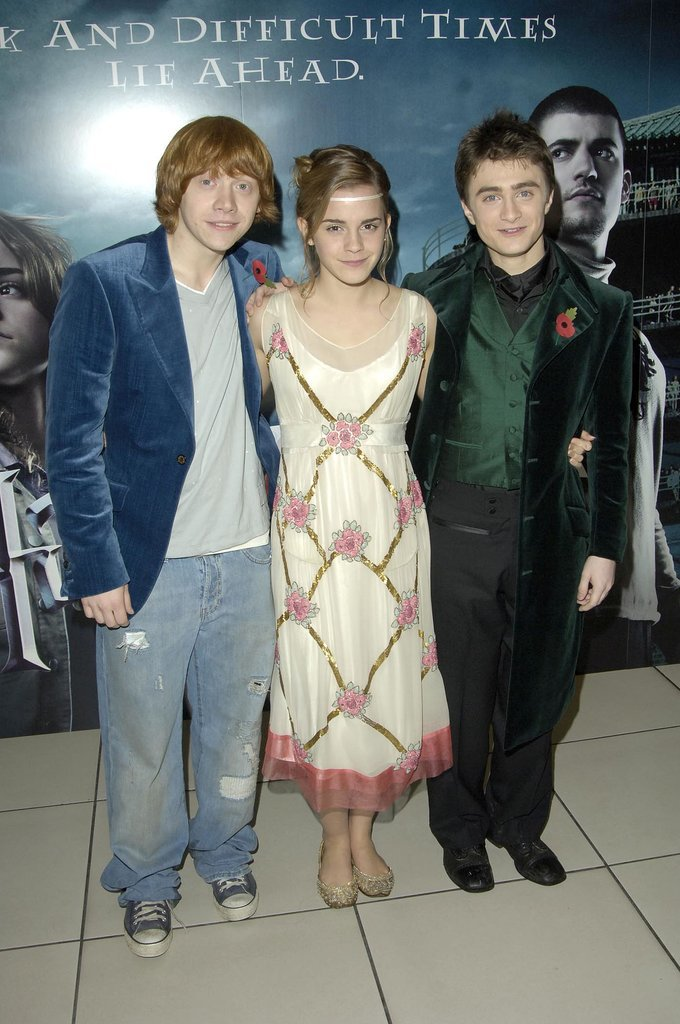 By 2005, Rupert Had Long Locks