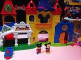 Fisher Price Little People Go to Disney World