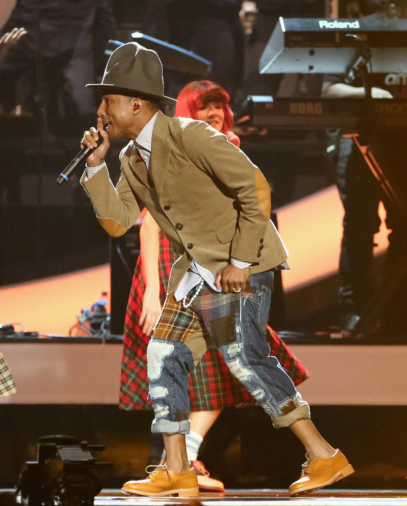 The dynamic duo brought down the house at the 2014 Brit Awards.