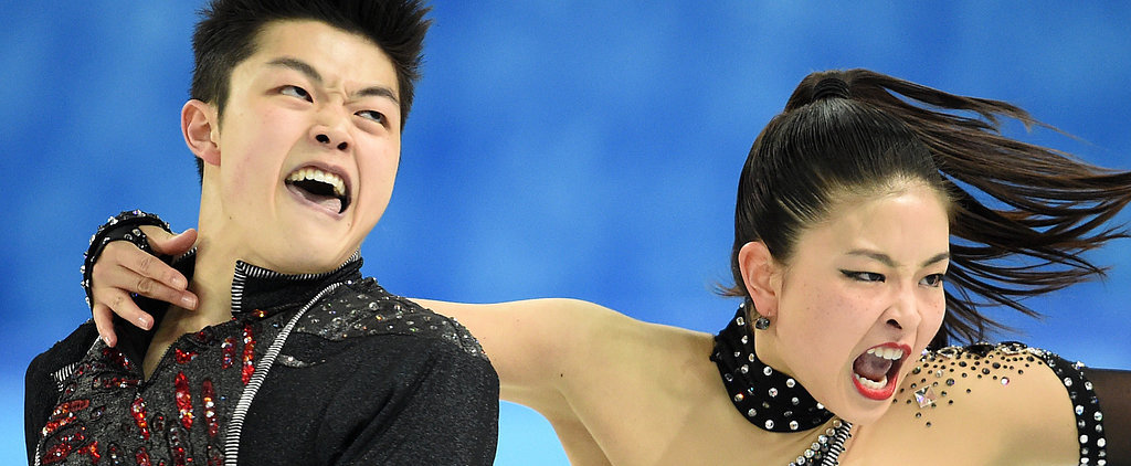 Sochi's Over, but These Funny Olympic Faces Will Last a Lifetime!