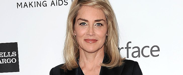 Sharon Stone Stuns in Bikini on Shape Cover, Admits Struggling With Age
