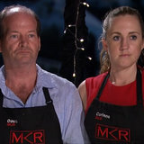 David and Corinne's Lowest Score in My Kitchen Rules History