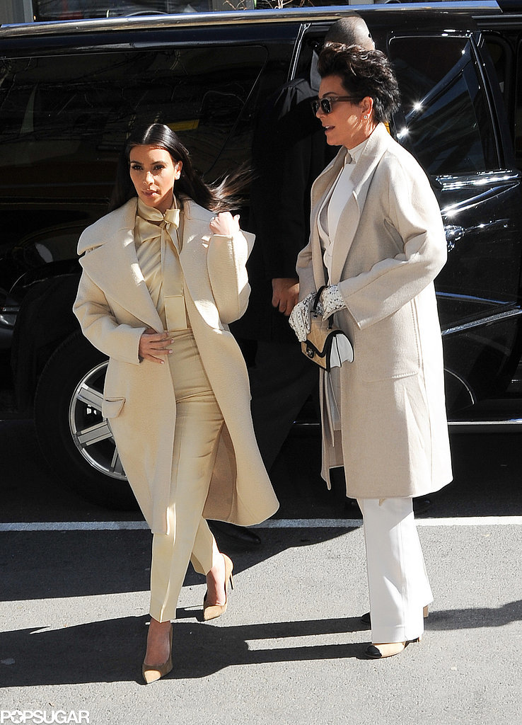 "Kim Kardashian Mocks Khloé For Her ""Ugly Shoes"""