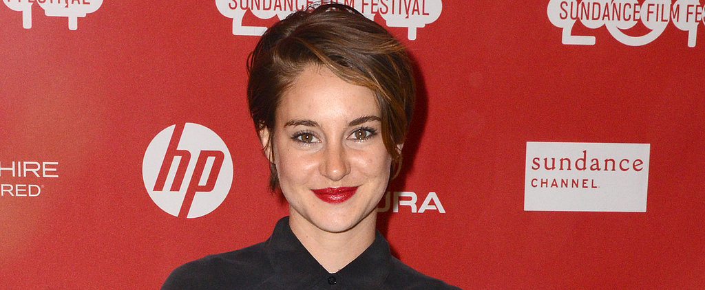 Shailene Woodley Dishes on Her Costar's Kissing Skills