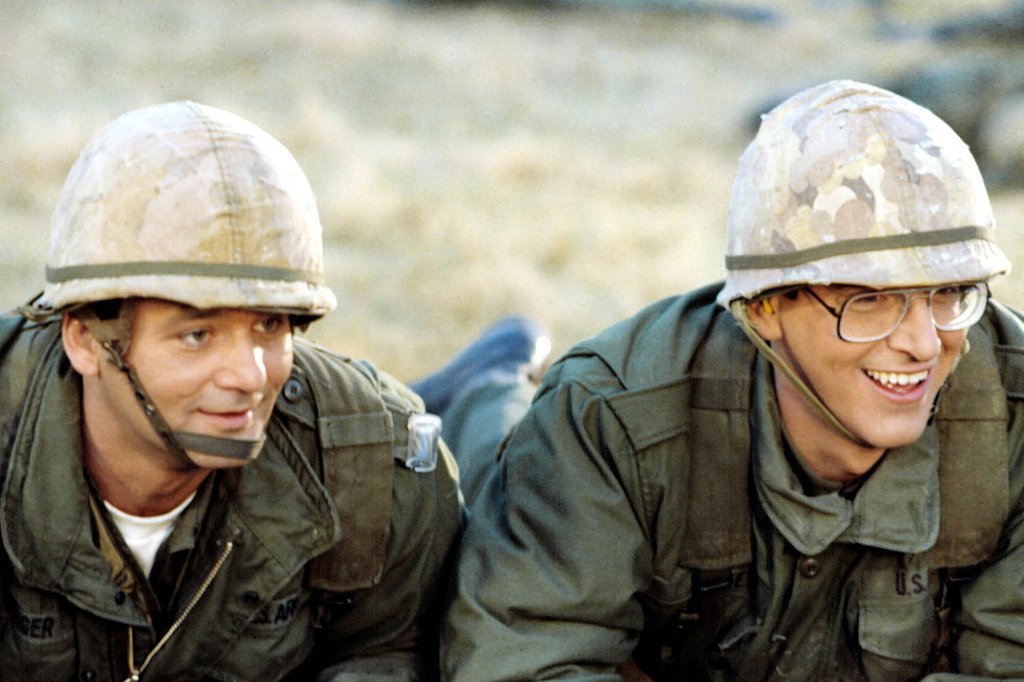 Ramis Then Starred Alongside Murray in Stripes (1981)
