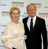 They traveled to Washington DC again in 2012 for the Kennedy Center Honors gala dinner.