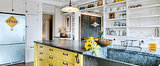 Go Ahead, Get Creative With Your Kitchen Island