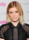 Kate Mara at the Fashion & Hollywood Luncheon