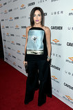 Camilla Belle at the Cavemen Premiere