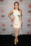 Kiernan Shipka at the Vanity Fair Young Hollywood Party