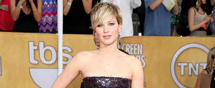 Jennifer Lawrence's Love of Food in GIFS