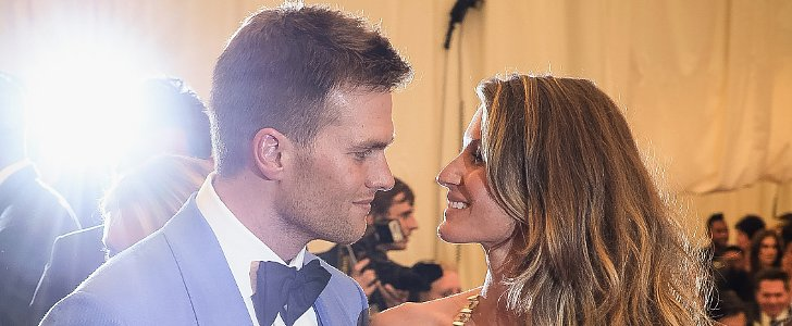 Five Years Later — a Wedding Photo From Tom and Gisele!