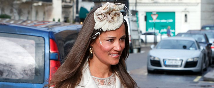 Pippa Middleton Jokes About Being Famous For Her Backside