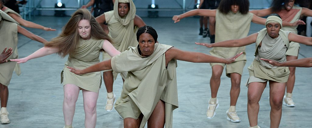This Fashion Show Inspired an Editorial You Need to See