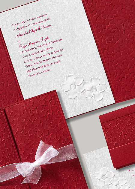 """Apple Blossoms"" make for a bright, pretty theme with this Snow White stationery."