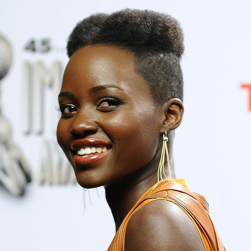Celebrity Workouts: Lupita Nyong'o Arm Workout